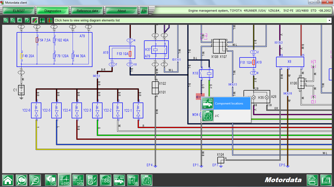 Motordata Features. Motordata Wiring Diagram Crosslinks. Wiring. 1nz Air Flow Wiring Diagram At Scoala.co